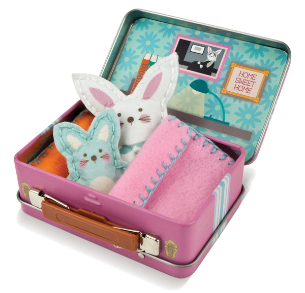 My Studio Girl - Travel Buddies Bunny | KidzInc Australia | Online Educational Toy Store