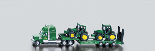 Siku - Low Loader with John Deeres - 1:87 Scale | KidzInc Australia | Online Educational Toy Store