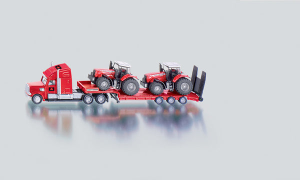 Siku - Truck with Tractors - 1:87 Scale | KidzInc Australia | Online Educational Toy Store