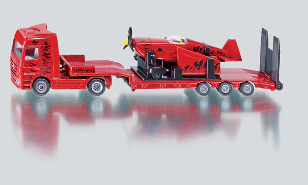 Siku - Truck with Sporting Airplane - 1:87 Scale | KidzInc Australia | Online Educational Toy Store