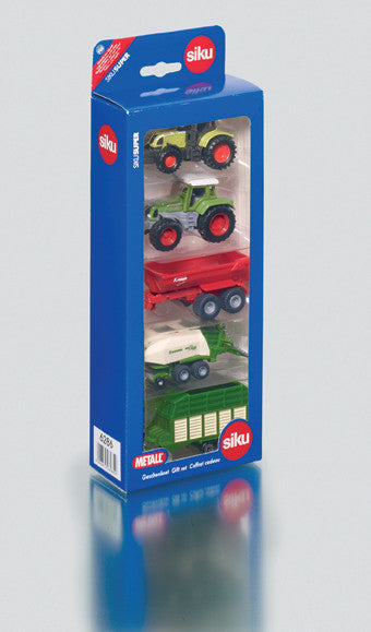 Siku - Gift Set Agriculture | KidzInc Australia | Online Educational Toy Store