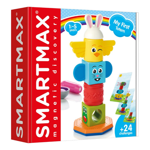 SmartMax Magnetic Discovery My First Totem | KidzInc Australia
