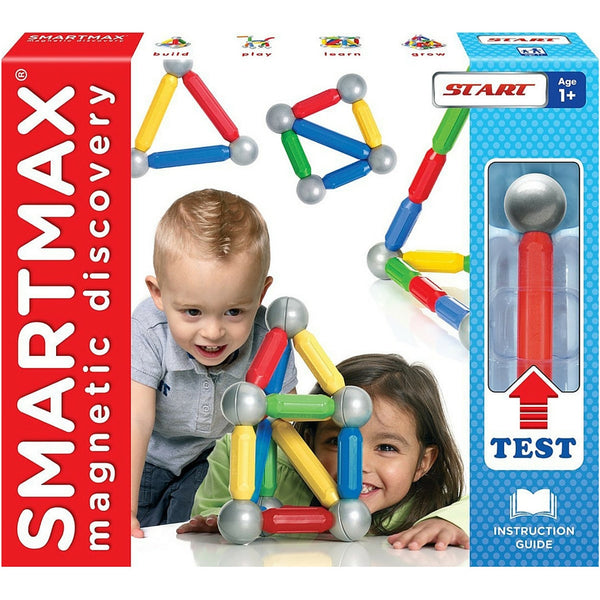 SmartMax Magnetic Discovery - Try Me Starter 23 Piece | KidzInc Australia | Online Educational Toy Store