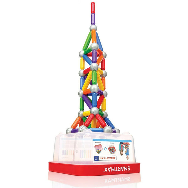 SmartMax Magnetic Discovery - Build & Learn XXL 70 Piece | KidzInc Australia | Online Educational Toy Store