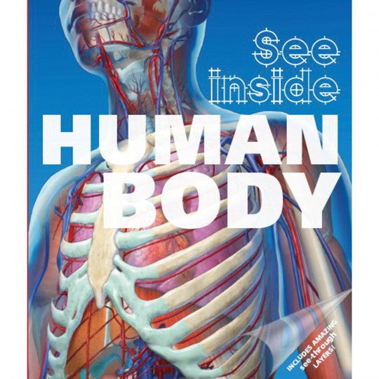 Five Mile Press - See Inside Human Body