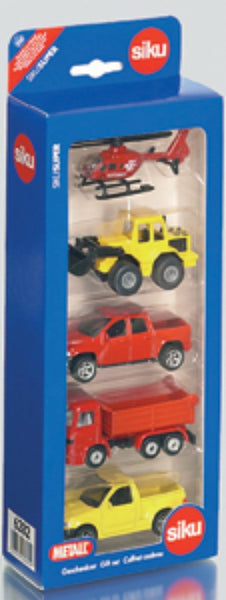 Siku - Assorted Vehicle Gift Set | KidzInc Australia | Online Educational Toy Store