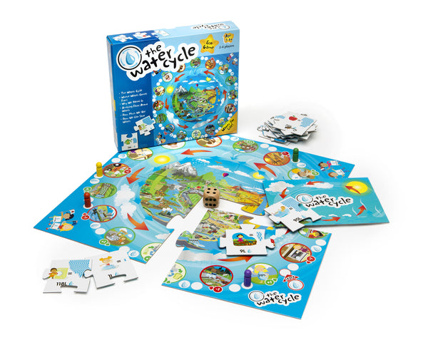 Top Class - Water Cycle Eco game | KidzInc Australia | Online Educational Toy Store