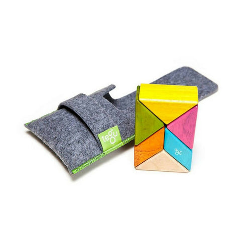 Tegu - Pocket Pouch Prism Tints | KidzInc Australia | Online Educational Toy Store