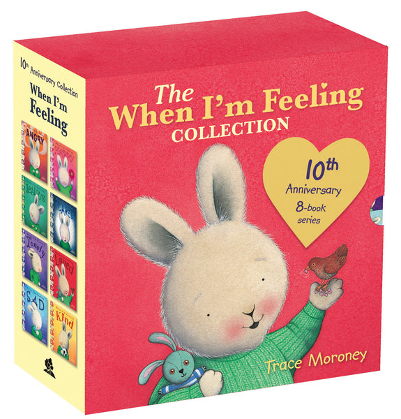 Five Mile Press - When I'm Feeling Collection | KidzInc Australia | Online Educational Toy Store