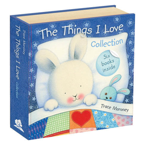 Five Mile Press - The Things I Love Collection | KidzInc Australia | Online Educational Toy Store