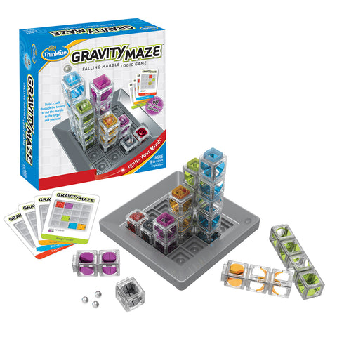 ThinkFun - Gravity Maze Game (In Stock) | KidzInc Australia | Online Educational Toy Store