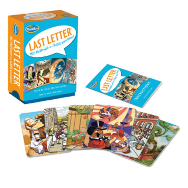 ThinkFun - Last Letter Game | KidzInc Australia | Online Educational Toy Store