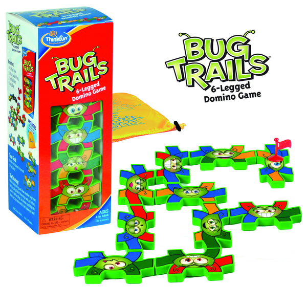 ThinkFun - Bugs Trail | KidzInc Australia | Online Educational Toy Store