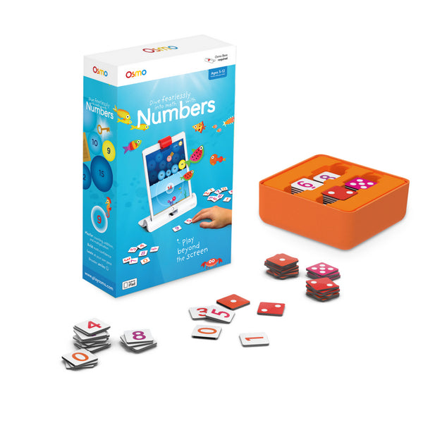Osmo Numbers Game | Best STEM Toys at KidzInc Australia Online 2