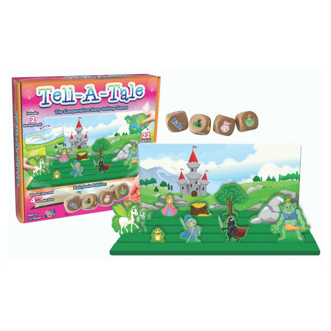 Getta 1 Games - Tell A Tale: Fairytale Edition | KidzInc Australia | Online Educational Toy Store