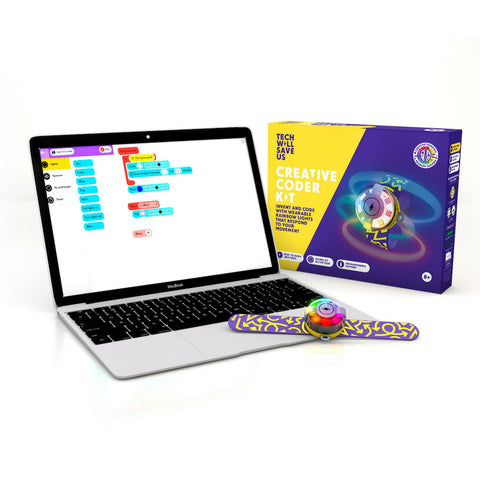 Tech Will Save Us Creative Coder Kit | STEM Toys | KidzInc Australia