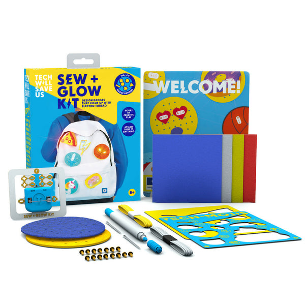 Tech Will Save Us - Sew and Glow Kit