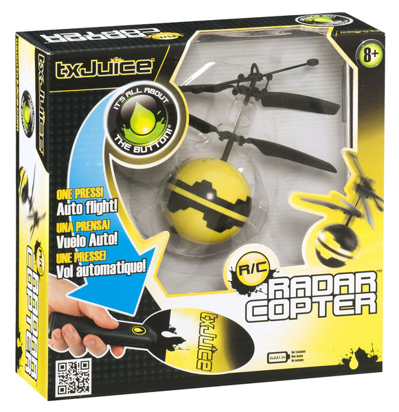 TX Juice - Radar Copter | KidzInc Australia | Online Educational Toy Store