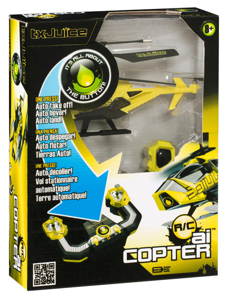 TX Juice - a.i. Copter | KidzInc Australia | Online Educational Toy Store