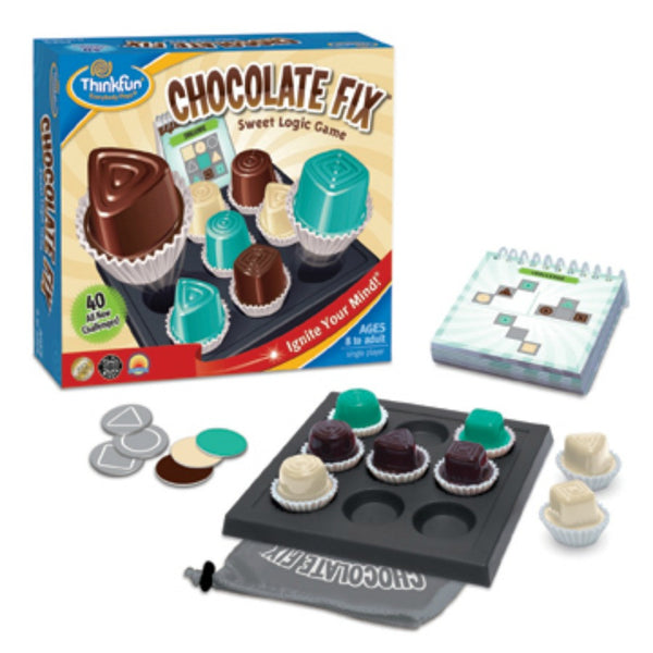 ThinkFun - Chocolate Fix Game | KidzInc Australia | Online Educational Toy Store