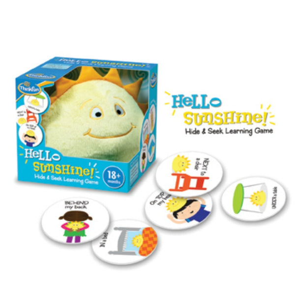 ThinkFun - Hello Sunshine! Game | KidzInc Australia | Online Educational Toy Store