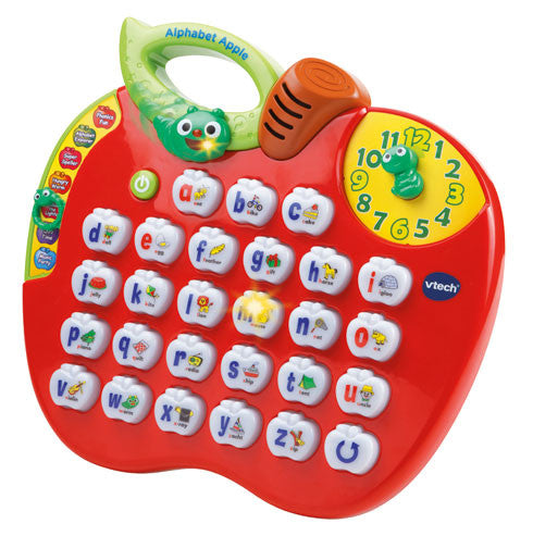 VTech - Alphabet Apple | KidzInc Australia | Online Educational Toy Store