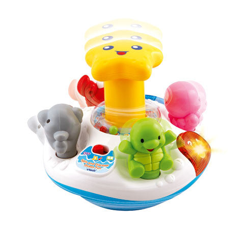 VTech - Spin and Discover Ocean Fun | KidzInc Australia | Online Educational Toy Store