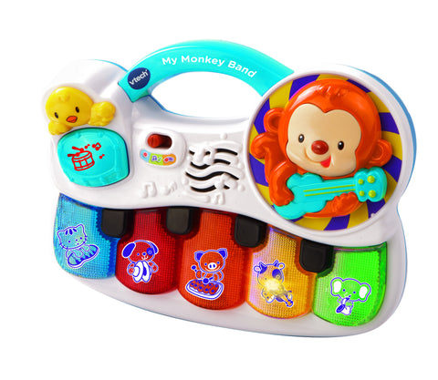 VTech My Monkey Band | KidzInc Australia | Online Educational Toy Store