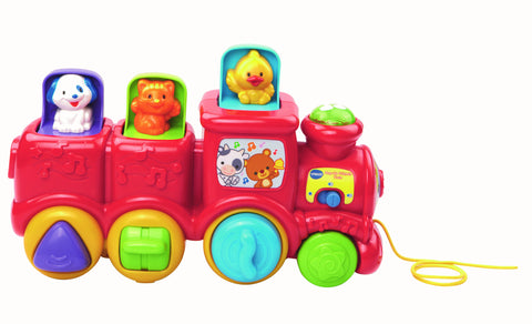 VTech Pop Up Train | KidzInc Australia | Online Educational Toy Store