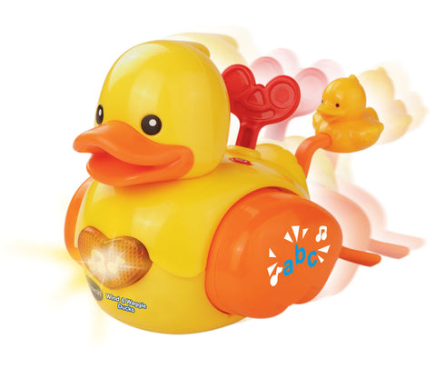 VTech Wind & Waggle Duck | KidzInc Australia | Online Educational Toy Store