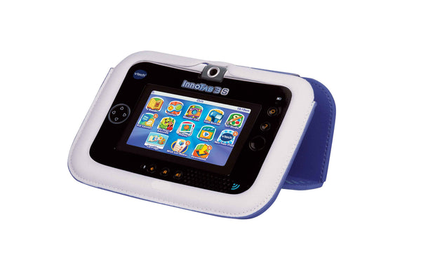 VTech InnoTab 3S Folio Case - Blue | KidzInc Australia | Online Educational Toy Store