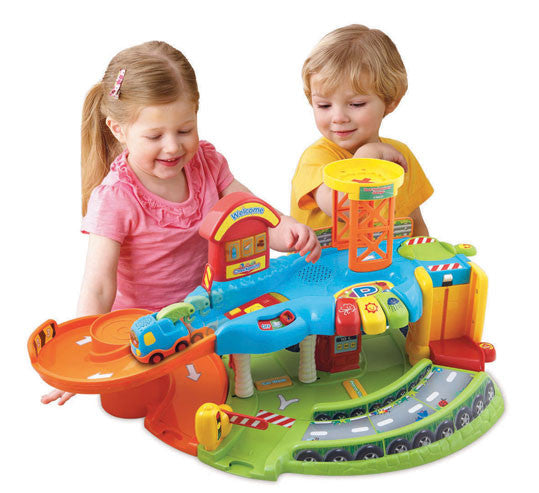 VTech - Toot-Toot Drivers Garage | KidzInc Australia | Online Educational Toy Store