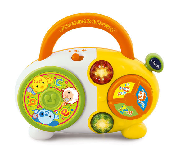 VTech - Rock & Roll Radio | KidzInc Australia | Online Educational Toy Store