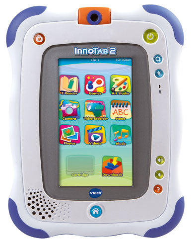 VTech - InnoTab2 Learning Tablet - Blue | KidzInc Australia | Online Educational Toy Store