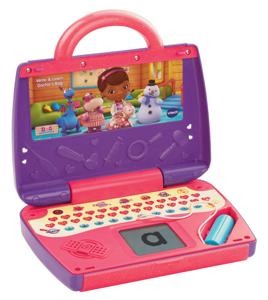 VTech Doc McStuffins Write & Learn Doctors Bag | KidzInc Australia | Online Educational Toy Store