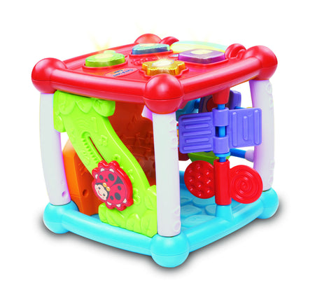 VTech Turn & Learn Cube | KidzInc Australia | Online Educational Toy Store