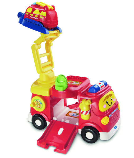 VTech Toot-Toot Drivers Big Fire Engine | KidzInc Australia | Online Educational Toy Store