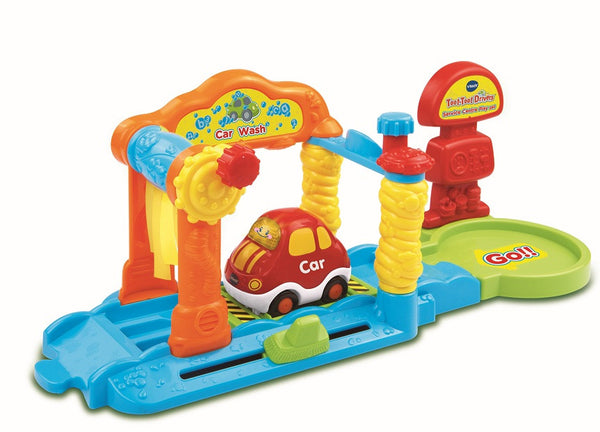 VTech Toot-Toot Drivers Car Wash | KidzInc Australia | Online Educational Toy Store