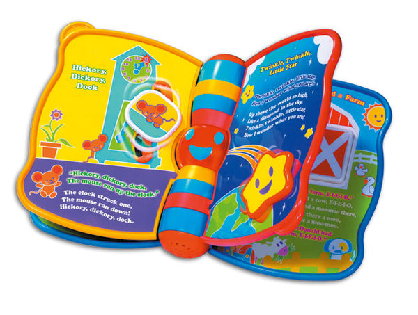 VTech - Peek-A-Boo Book | KidzInc Australia | Online Educational Toy Store