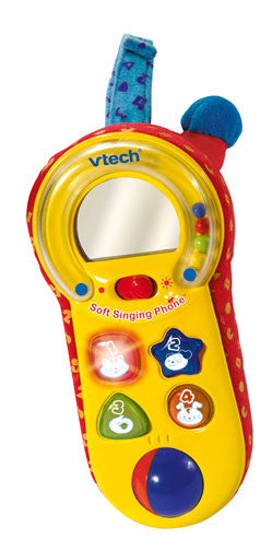 VTech - Soft Singing Phone | KidzInc Australia | Online Educational Toy Store