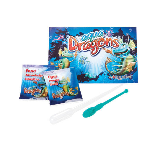 Aqua Dragons - Refill Kit | KidzInc Australia | Online Educational Toy Store