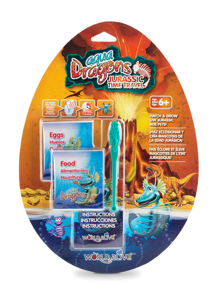Aqua Dragons - Jurassic Refill Pack | KidzInc Australia | Online Educational Toy Store