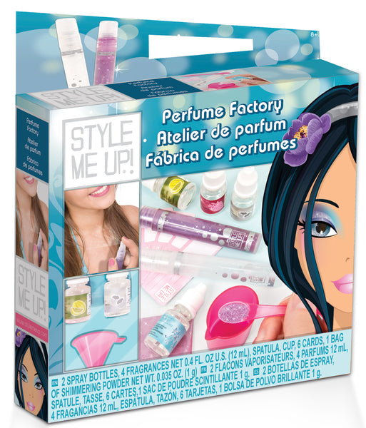 Style Me Up - Perfume Factory | KidzInc Australia | Online Educational Toy Store