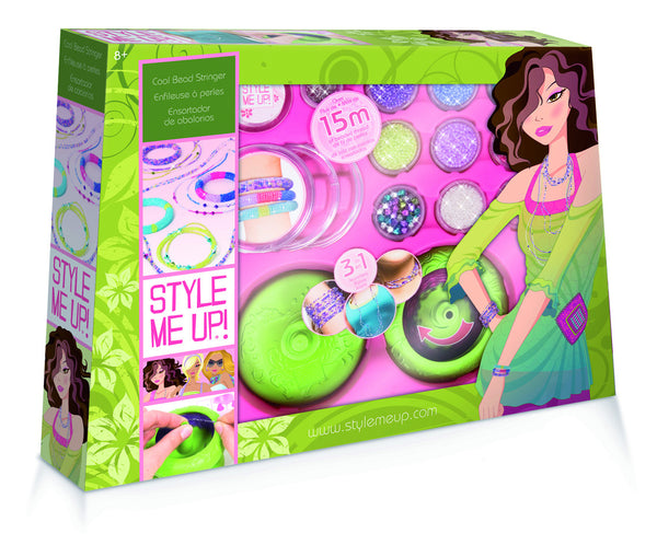 Style Me Up - Cool Bead Stringer | KidzInc Australia | Online Educational Toy Store