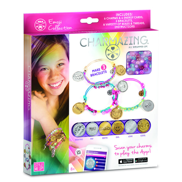 Charmazing - All Wrapped Up! Assorted | KidzInc Australia | Online Educational Toy Store