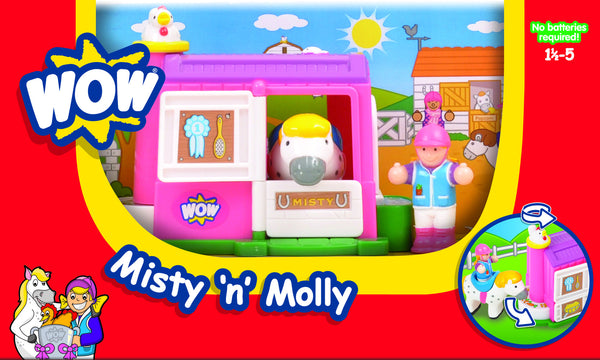 WOW Toys - Misty n Molly | KidzInc Australia | Online Educational Toy Store