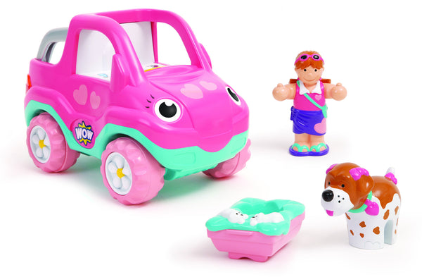 WOW Toys - Penny's Pooch 'n' Ride | KidzInc Australia | Online Educational Toy Store