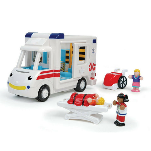 WOW Toys - Robin's Medical Rescue | KidzInc Australia | Online Educational Toy Store