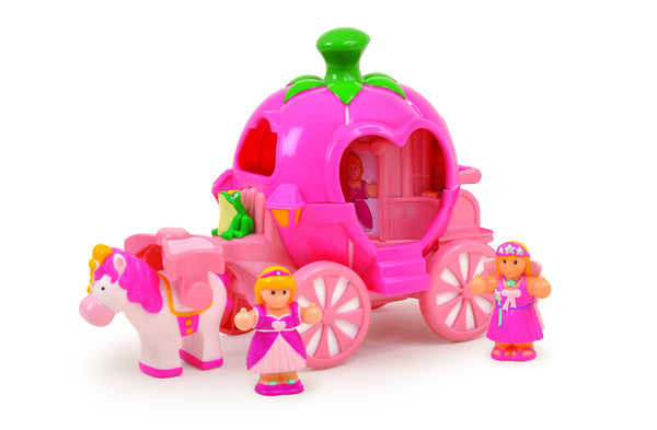 WOW Toys - Pippa's Princess Carriage | KidzInc Australia | Online Educational Toy Store
