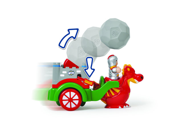 WOW Toys - George's Dragon Tale | KidzInc Australia | Online Educational Toy Store
